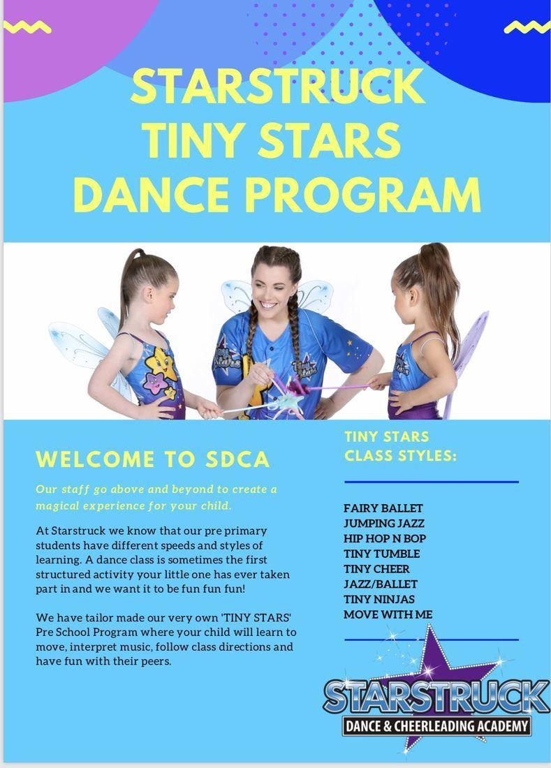 Starstruck Dance and Cheerleading Academy (SDCA) | Pakenham